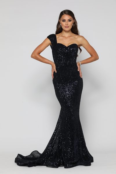 1dec735709cd Venetian Gown Navy by YSS the Label ...