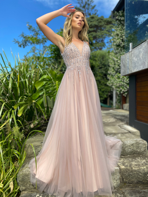 Miray Gown By Jadore