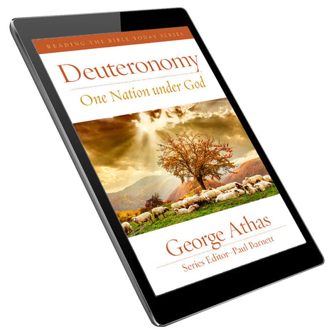 Deuteronomy: One Nation Under God