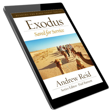 Exodus: Saved for Service