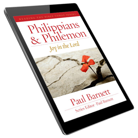 Philippians & Philemon: Joy in the Lord