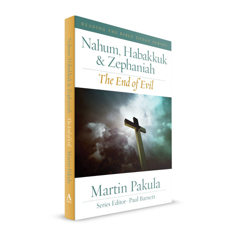 Nahum, Habakkuk and Zephaniah