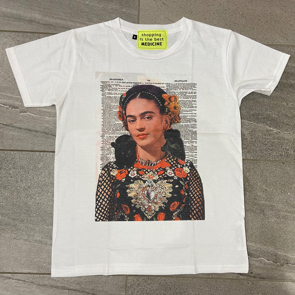 T-Shirt 17 Frida Kahlo