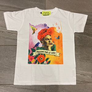T-Shirt 19 Frida Kahlo