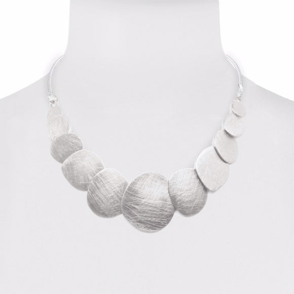 Collier 1436-SLV Caracol