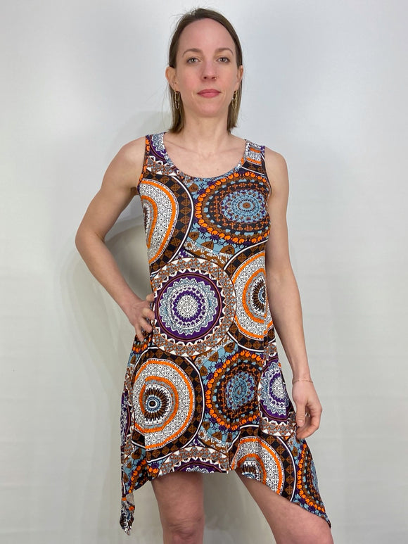 Minerva Café - Tunique Folia Tank Top
