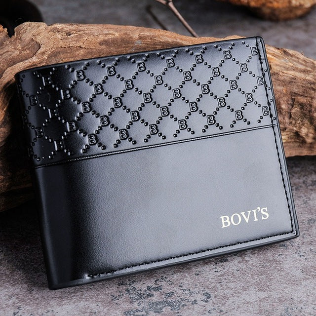 Bovi Leather Wallet