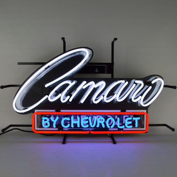 CAMARO BY CHEVROLET NEON SIGN