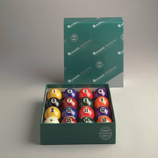 Aramith 2 1-4-in Premium Billiard Ball Set