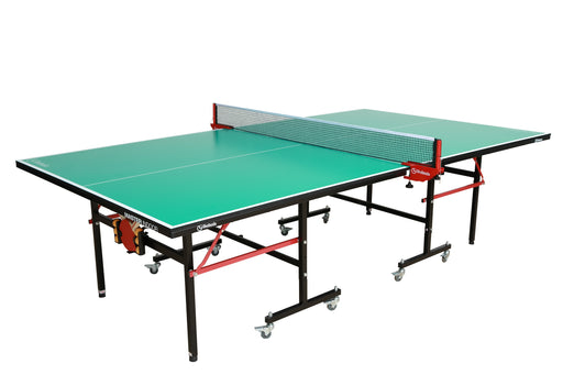 The Garlando Master Indoor Folding Table Tennis Table