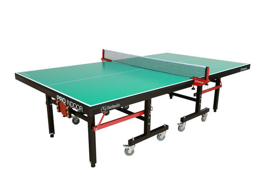 The Garlando Pro Indoor Folding Table Tennis Table