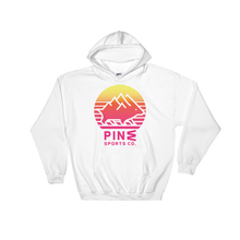 Sunset Hoodie Pullover