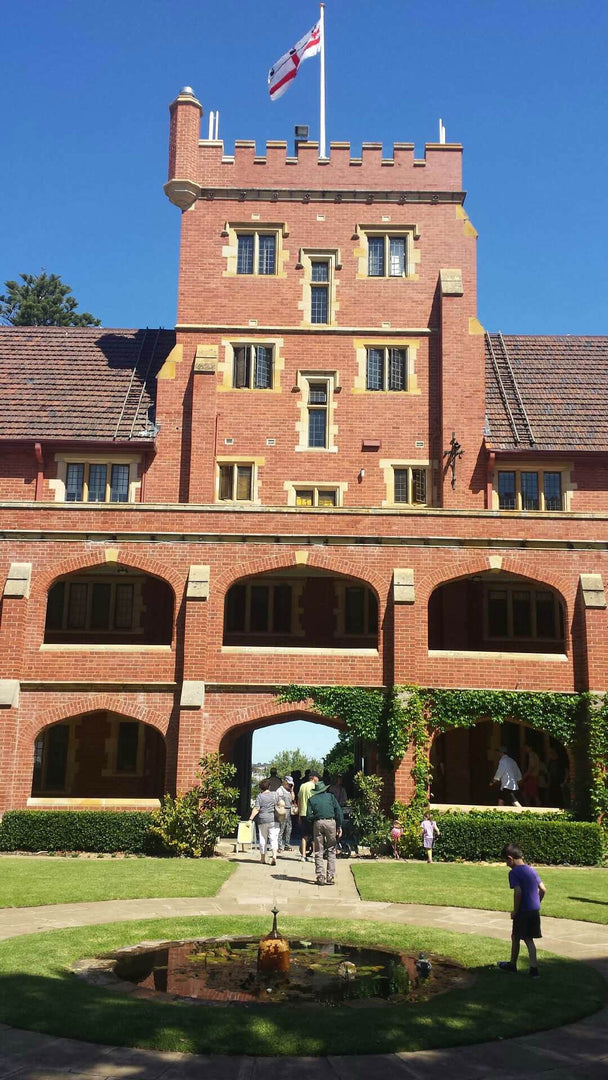 Revisiting St George's College