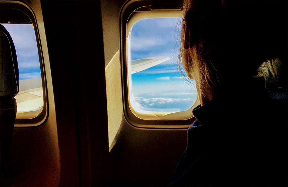 Travel Diary – Is it possible to minimize Jet Lag? By Lisa Corser