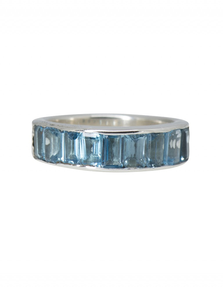 Refined eternity ring