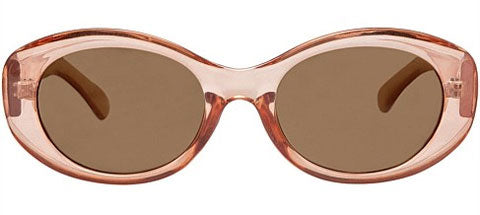 Soft pale pink sunnies