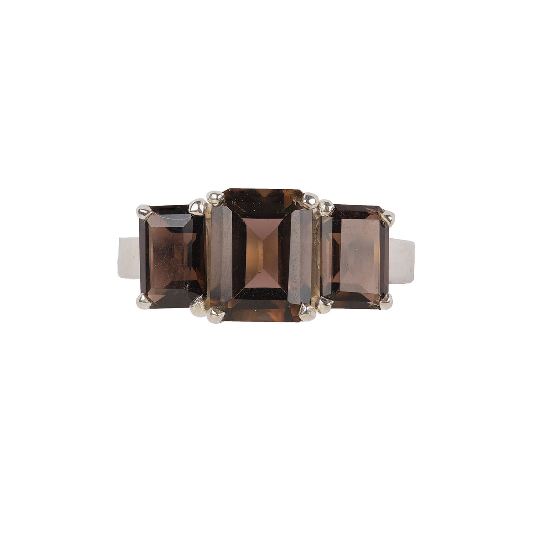 Refined Smoky ring