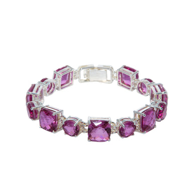 Heavenly Pink Topaz bracelet