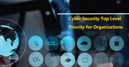 Why is Cyber Security the Top Level Priority for Any Organizations?