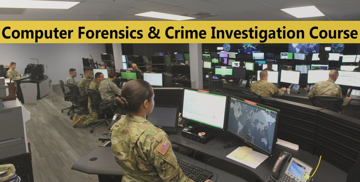 Computer Forensics & Cyber Crime Investigation Course