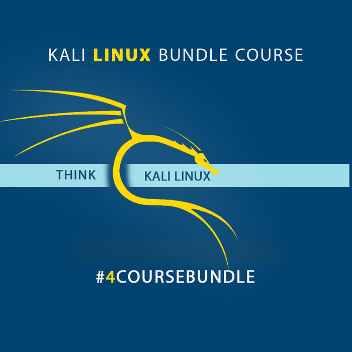 Kali Linux Bundle Course - Tools & Attacks From Scratch - Ethical Hackers Academy