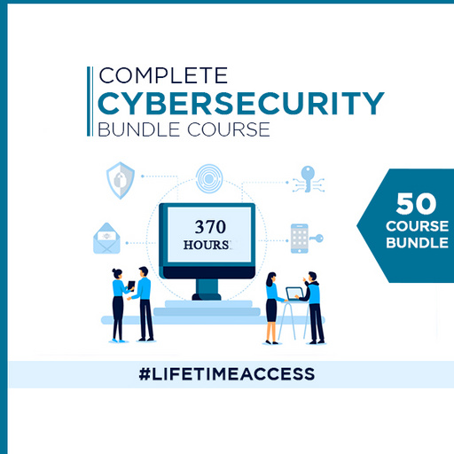 Become a Master in Cyber Security -  50 Course Bundle For Life Time Access - Ethical Hackers Academy