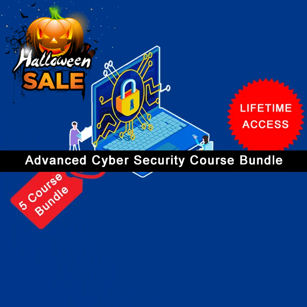 Become A Cyber Security Expert - Advanced Course Bundle