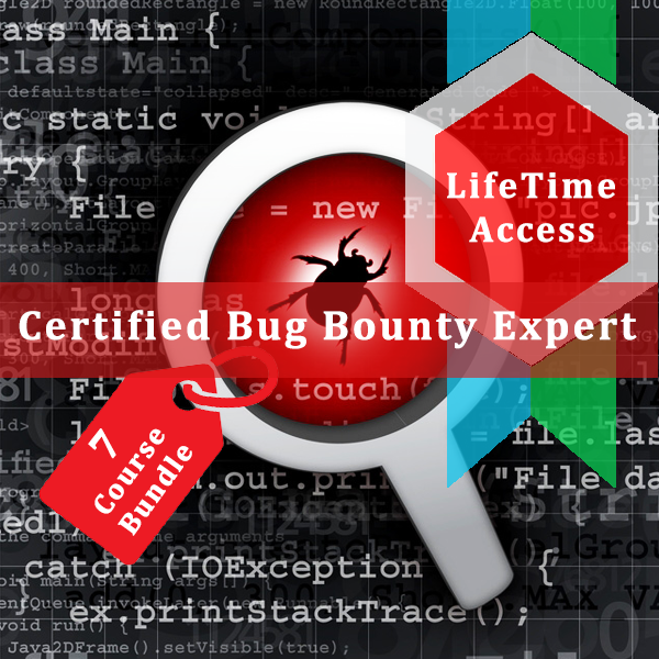 Certified Bug Bounty Expert - A Complete Course Bundle - Ethical Hackers Academy