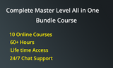 Master Level All in one Bundle Course to Become a Cyber Security Expert - 10 Courses