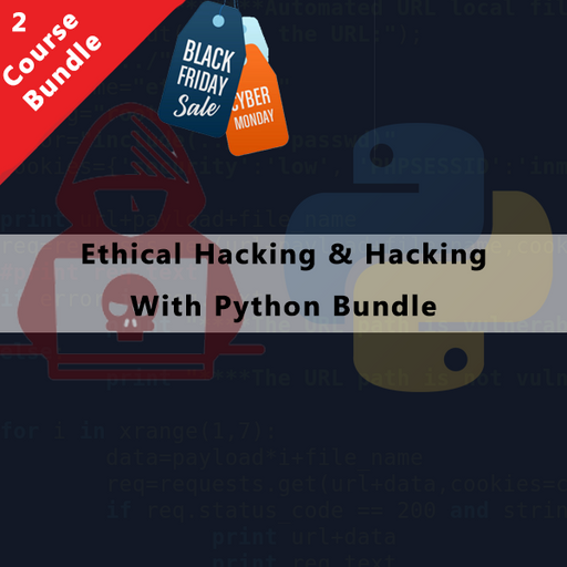 Ethical Hacking & Hacking With Python Bundle - Ethical Hackers Academy