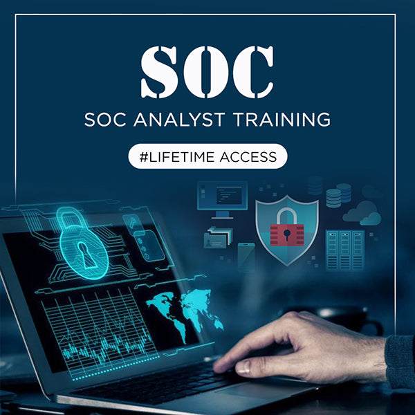 SOC Analyst - Cyber Attack Intrusion Training From Scratch to Advanced Level - Ethical Hackers Academy