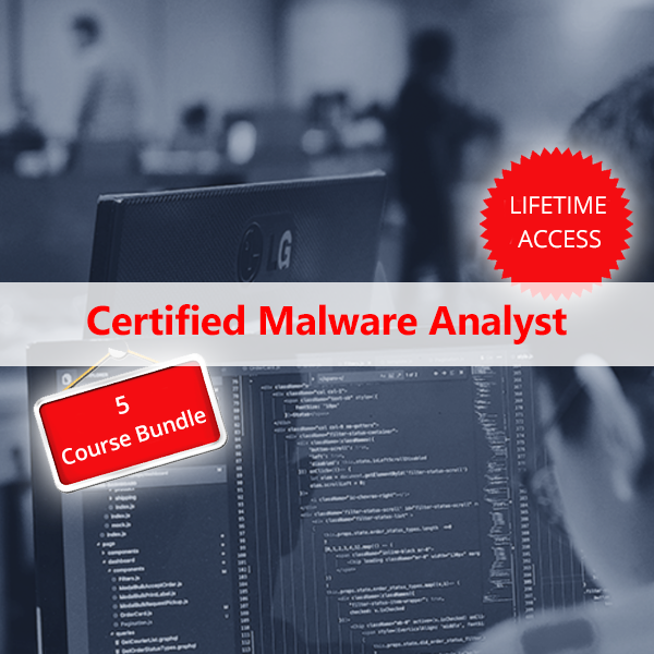 Certified Malware Analyst - Exploit Development, Expert Malware Analysis, Threat Research & Reverse Engineering - Ethical Hackers Academy