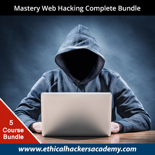 Mastery Web Hacking and Penetration Testing Complete Bundle