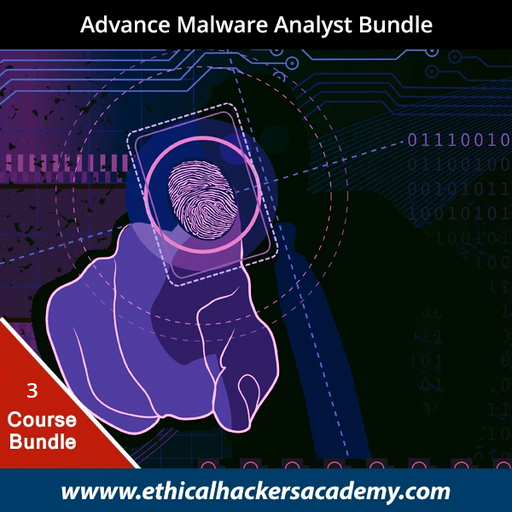 Learn Malware Analysis  - Advanced Malware Analyst Bundle - Ethical Hackers Academy