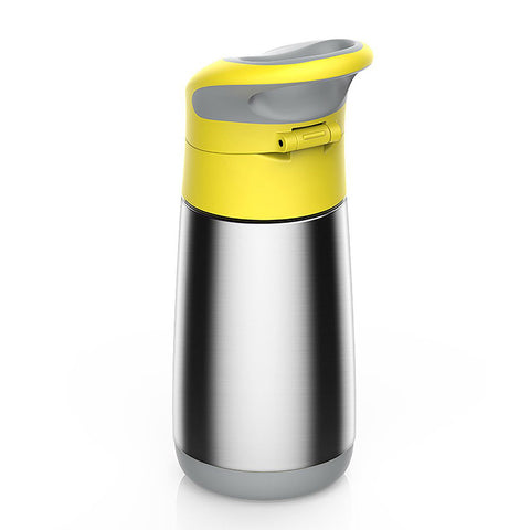 b.box Insulated Drink Bottle - Lemon Sherbert