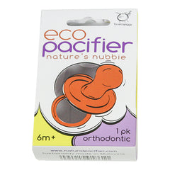 Eco Pacifier Ortho Dummy available at Baby Eden