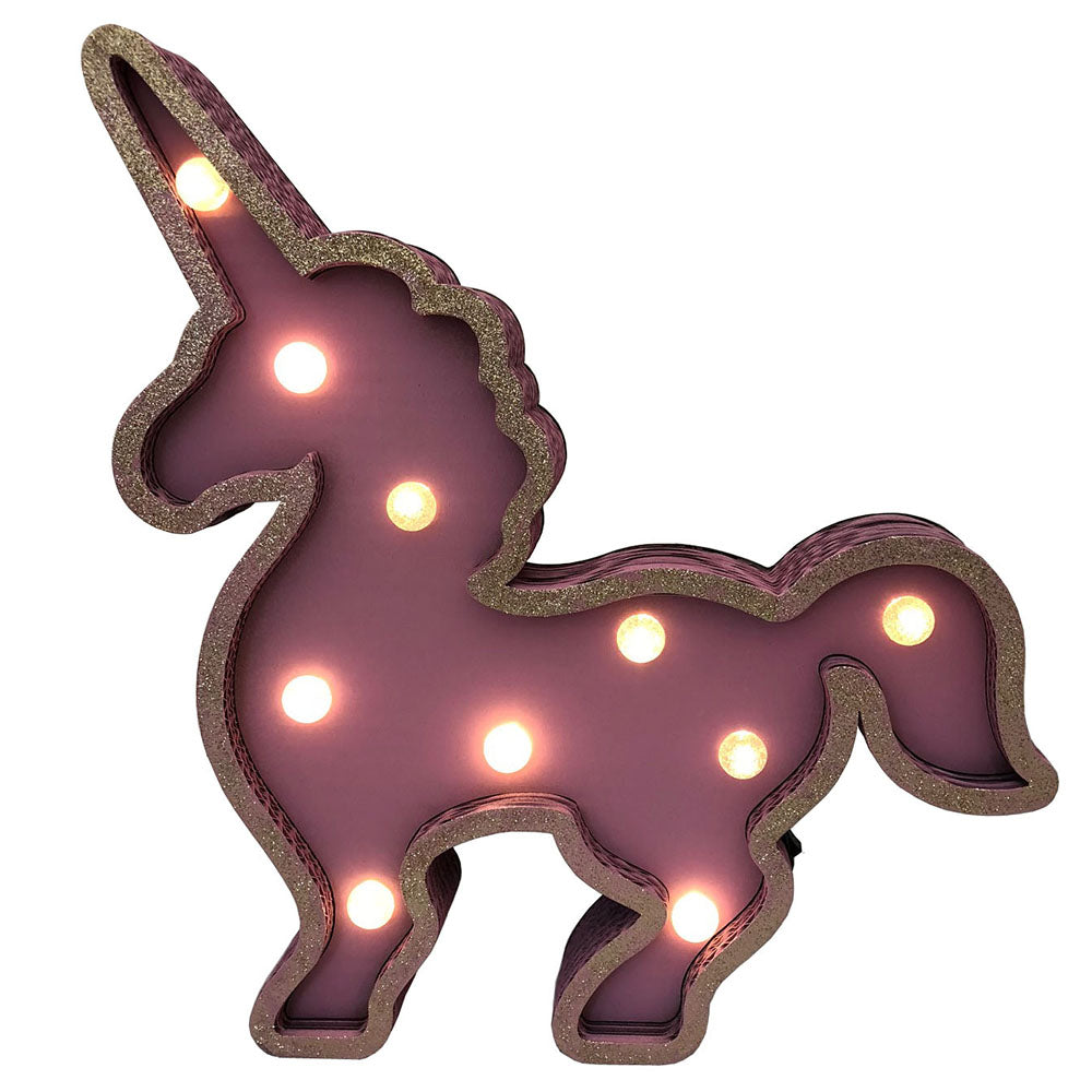 Light Up Unicorn Decoration