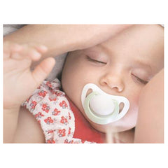 Nuk Genius Silicone Soother at Baby Eden