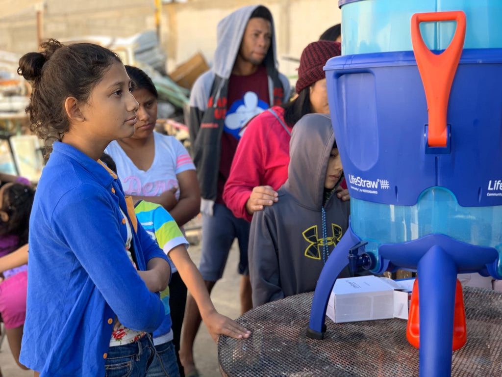 Going Beyond Safe Water: An experience with LifeStraw in Ciudad Juarez on the Mexican border