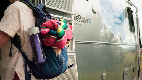 LifeStraw and Airstream Clean Water Across America 2019