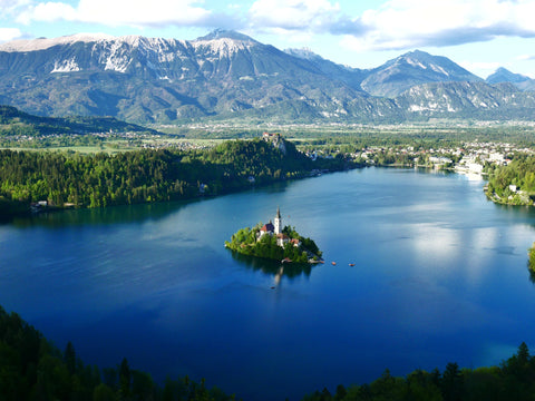 5 Water Adventures to Have this Summer - Lake Bled