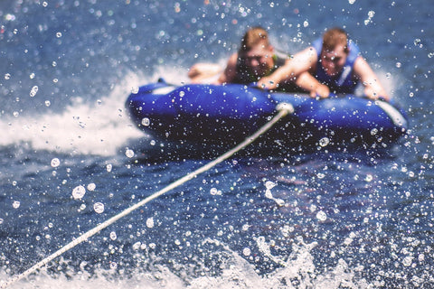 5 Water Adventures to Have this Summer - Tubing