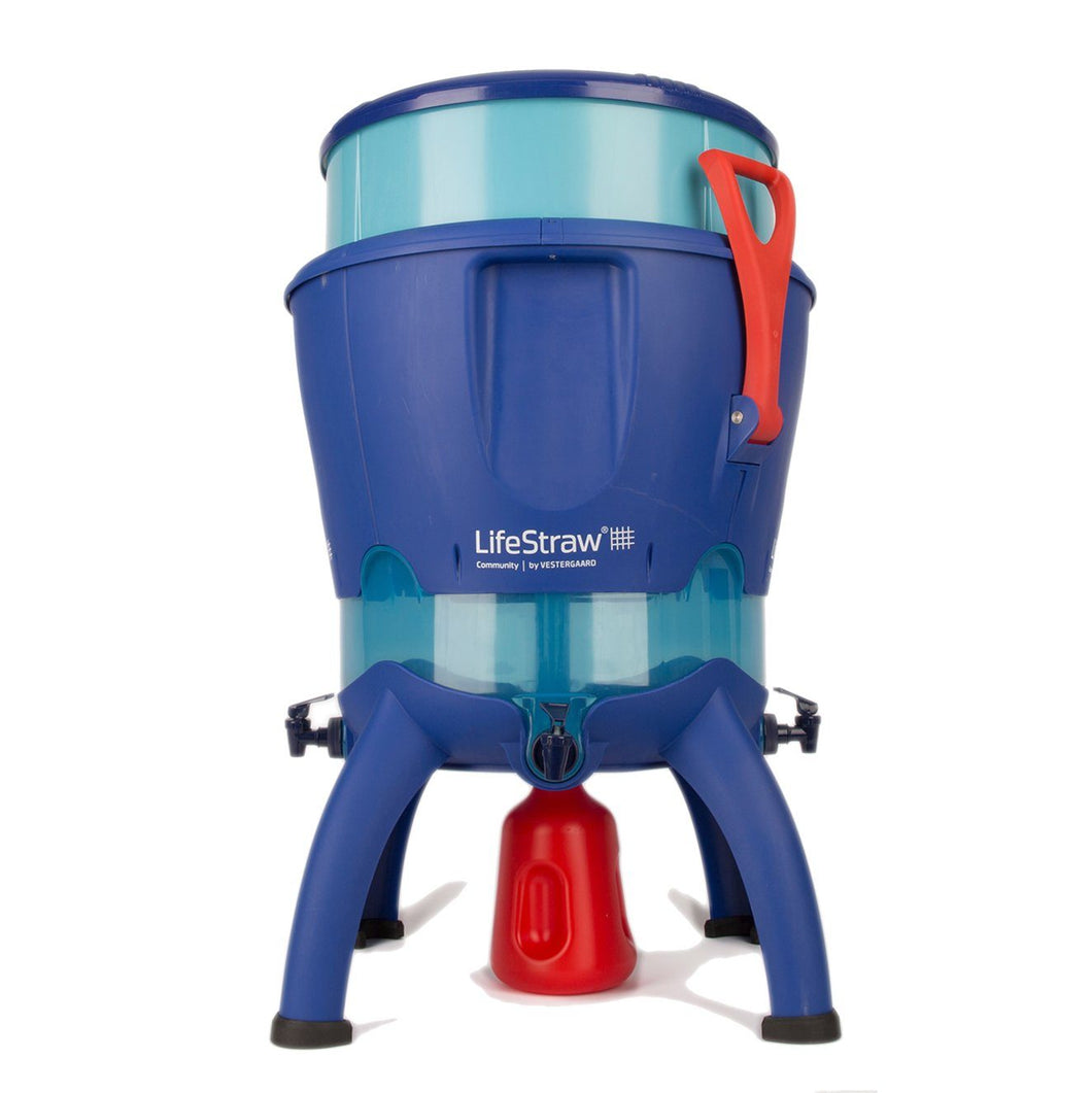 LifeStraw Community High-Volume Water Purifier for Emergency Preparedness, Disaster Relief, and Public Health Settings - LifeStraw - Online store