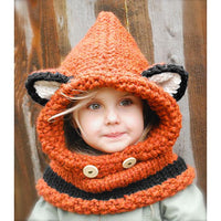 Coif 3D Animal Hat with Ear