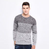 100% Cotton Knitted Sweater For Men