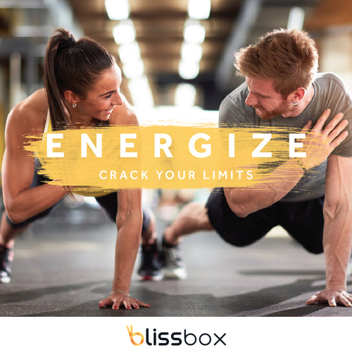 Energize - Crack Your Limits