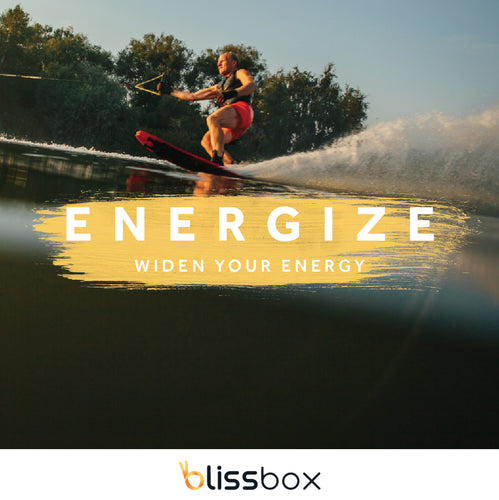 Energize - Widen Your Energy