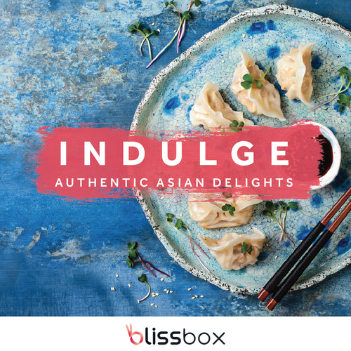 Indulge - Authentic Asian Delights