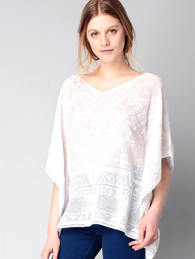 Emee Embroidered Top-shopamla
