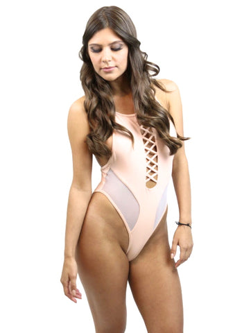 Christie One Piece Swimsuit -shop amla